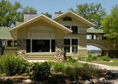 Fred B Jones House