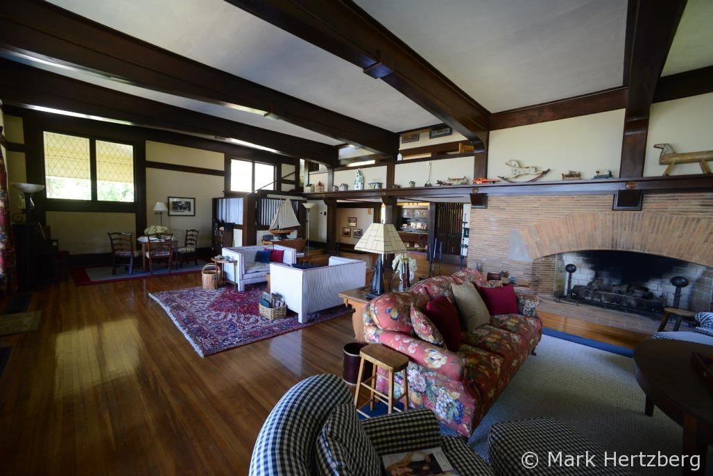 Living room seating areas