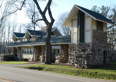 Penwern gatehouse