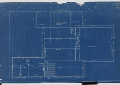 Sheet 10 Stable Floor Plan