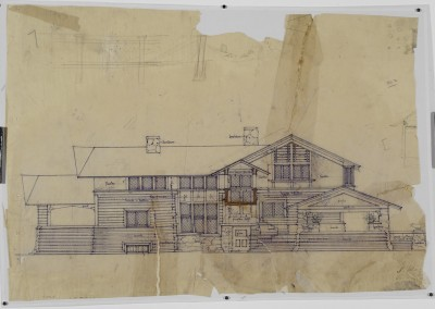 Sheet 15 House East