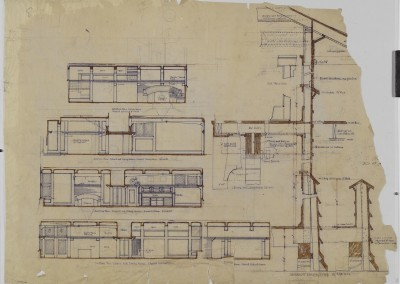 Sheet 16 House LR, DR