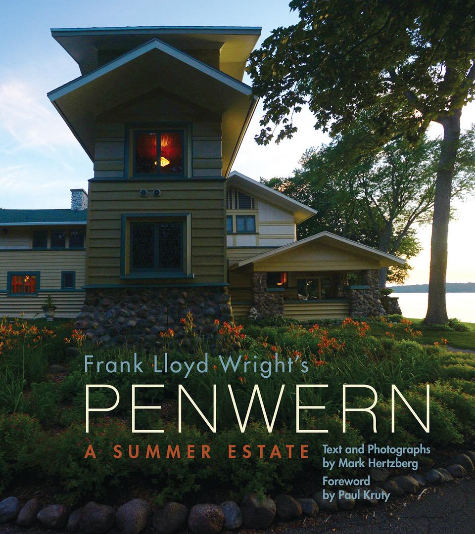 Penwern book cover
